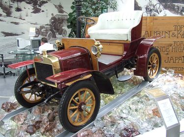The first Laurin & Klement automobile: Voiturette A.