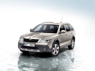 Octavia Scout facelift 2009 (source: �koda Auto)