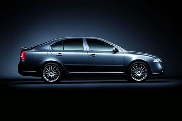 Octavia vRS UK Limited Edition (source: �koda Auto)